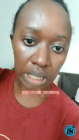 """""""I'm desperate to marry, I don't want to be a feminist anymore"""" – Lady cries out (Video)"""